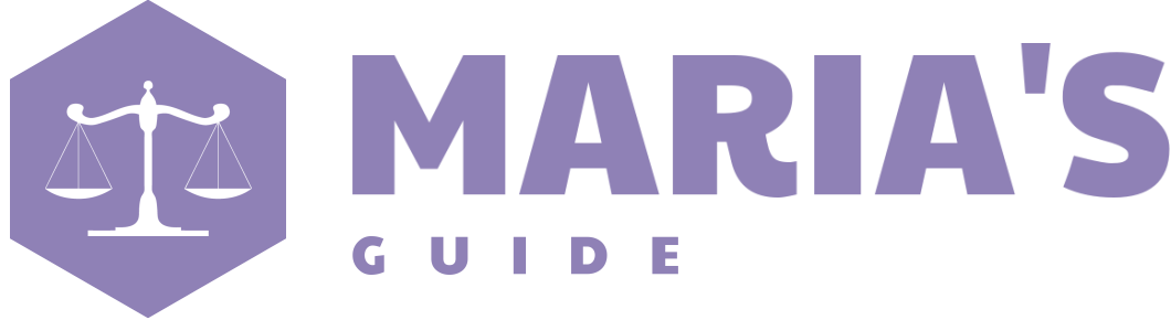 Maria's Guide